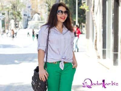 Baku Street Fashion | Spring 2012