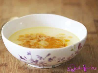 Qatıqlı toyuq şorbası resepti