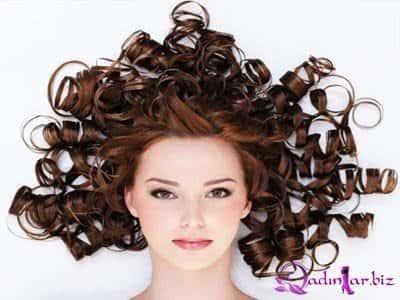 Saçlar üçün ən faydalı qidalar