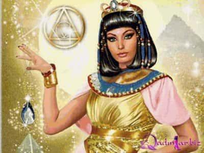 Kleopatra doğrudan gözəl olub?