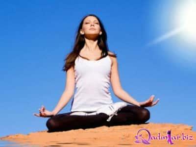 Meditasiya haqqında