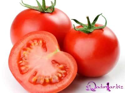 Pomidor dərini gözəlləşdirir
