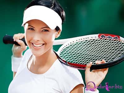Tennis oynamağın fiziki və psixoloji faydaları
