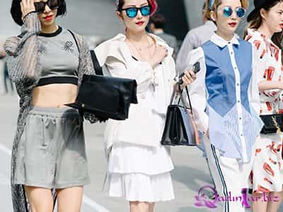 Seul moda həftəsi - Street style 2015