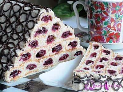 Monastrsayağı ev tortu resepti