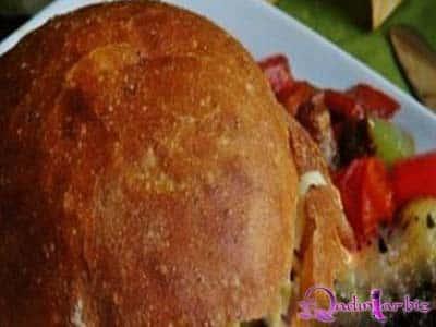Çörək içi kabab resepti