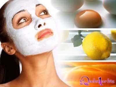 Üz üçün kosmetik maskalar