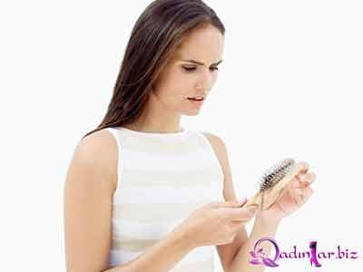 Saçların tökülməsinin səbəbləri və müalicəsi