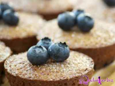 Arıqladan unsuz keks resepti