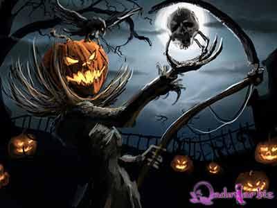 İfritələrin bayramı - Halloween