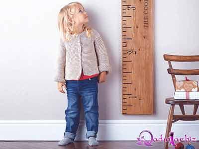 Uşaqlarınızın boyunu uzadan 5 əsas amil