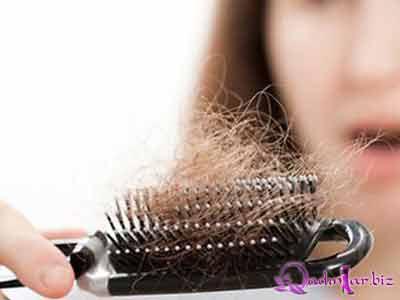 Mövsümi saç tökülmələrinə diqqət