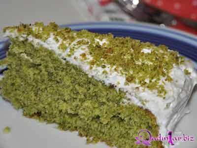İspanaklı keks resepti