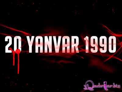 Qara Yanvar - qanlı tarix