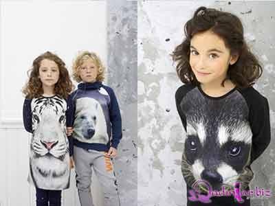 Wild 2016 uşaq kolleksiyası (1. hissə)