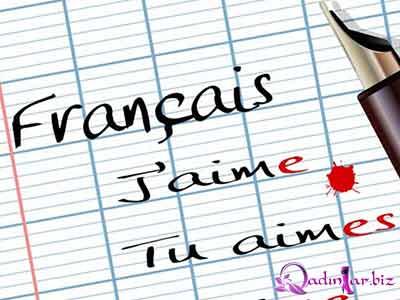 Fransız dili - İsim - (NOM) (7. dərs)