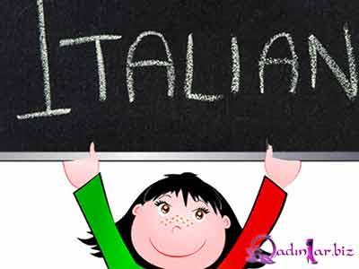 İtalyan dili - Ümumi məlumat və giriş (1. dərs)