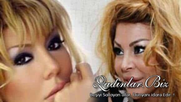 """Aygün Kazımova Brilliant Dadaşovaya elə sözlər dedi ki ... """"ağ yuyub, qara  ..."""