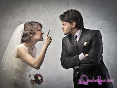 Evliliyin çətin tərəfləri