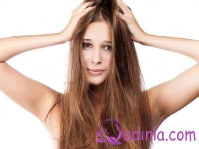 Saç şampununuza duz əlavə edin və görün..