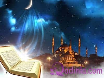 Ramazan ayı üçün imsak və iftar vaxtları - CƏDVƏL