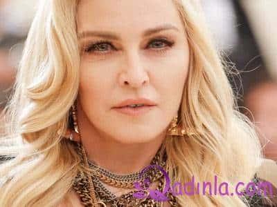 Madonna'nın gözəllik sirləri..