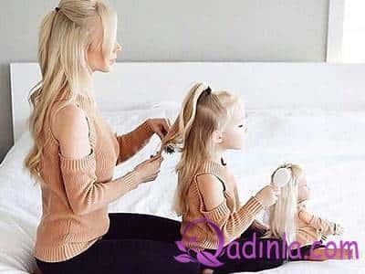Ana-qız modası (1)