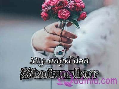 My_angel'dən statuslar - 1